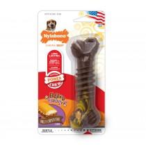Nylabone Flavor Frenzy Power Chew Dog Toy Cheesesteak Wolf
